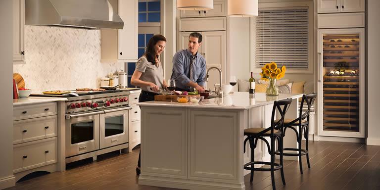 Luxury Appliances Custom Kitchen Bath Design Services Nordic Kitchens And Baths Inc